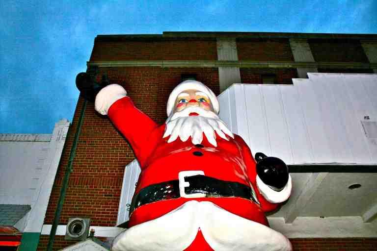 Santa's Watching