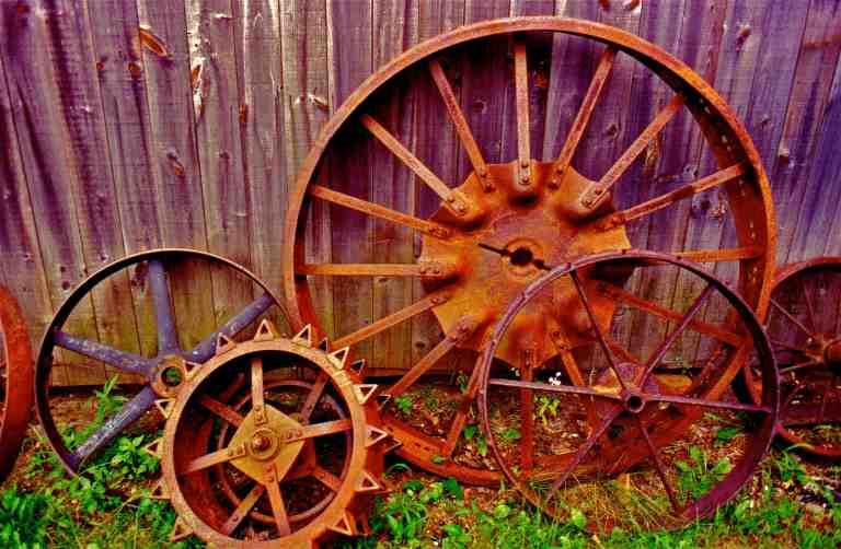 Wheels Grinding