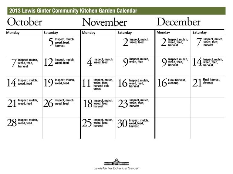 CKG Calendar 2013 3