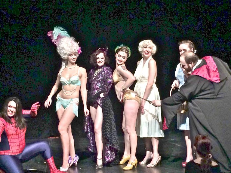 Richmond Burlesque VMFA 1