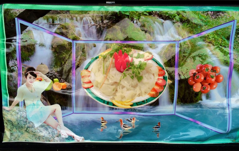 Hibachi Buffet Noodles