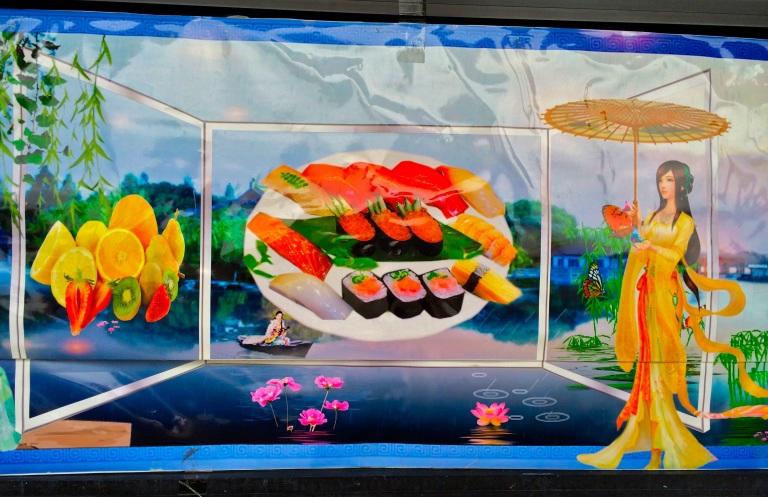 Hibachi Buffet Sushi