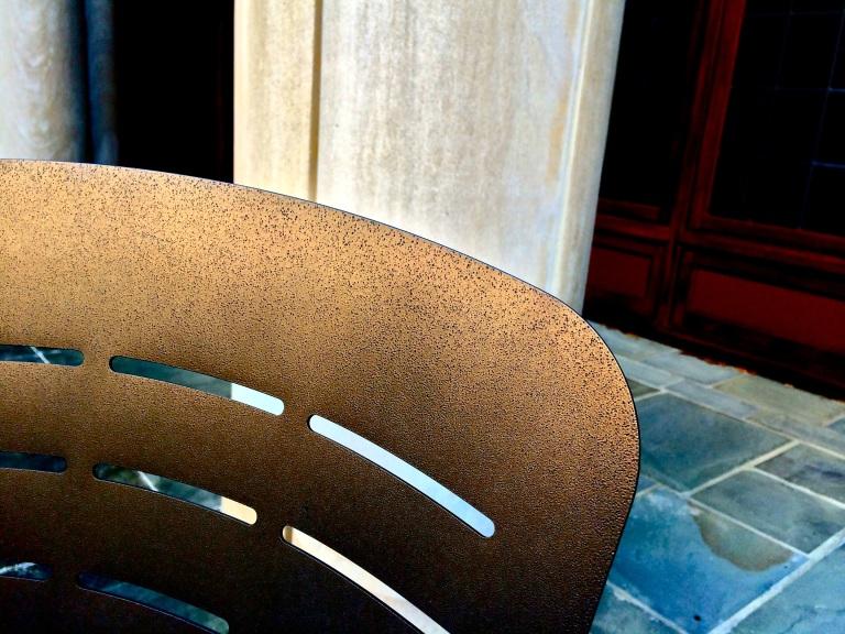 Modlin Center for the Arts Courtyard 011615