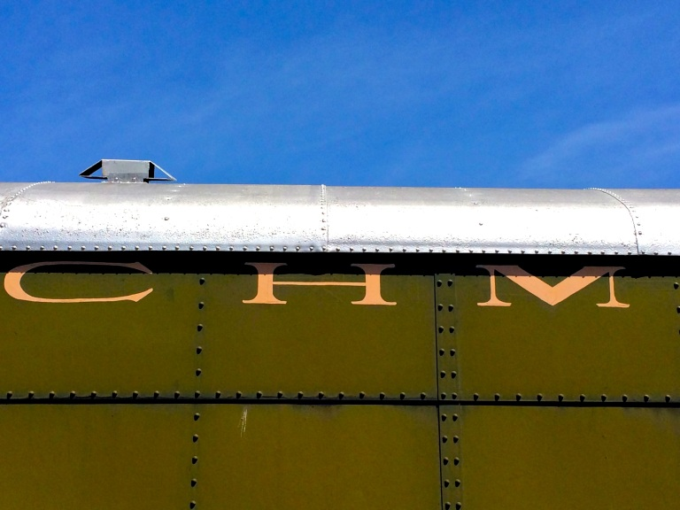 Lots of rivets.