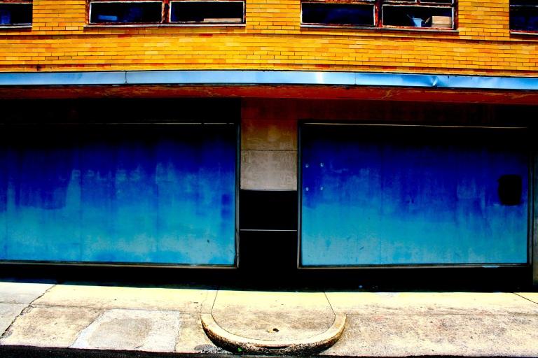 Roanoke Street Scene